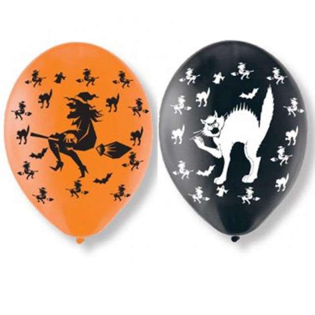 _xx_6 balonów czarownic 28 cm