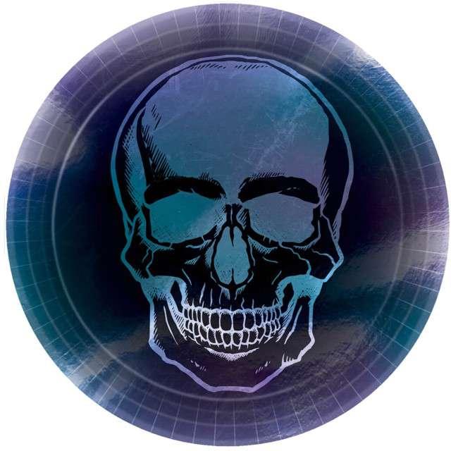 _xx_8 talerzy Okrągły papier Boneshine Fever 228