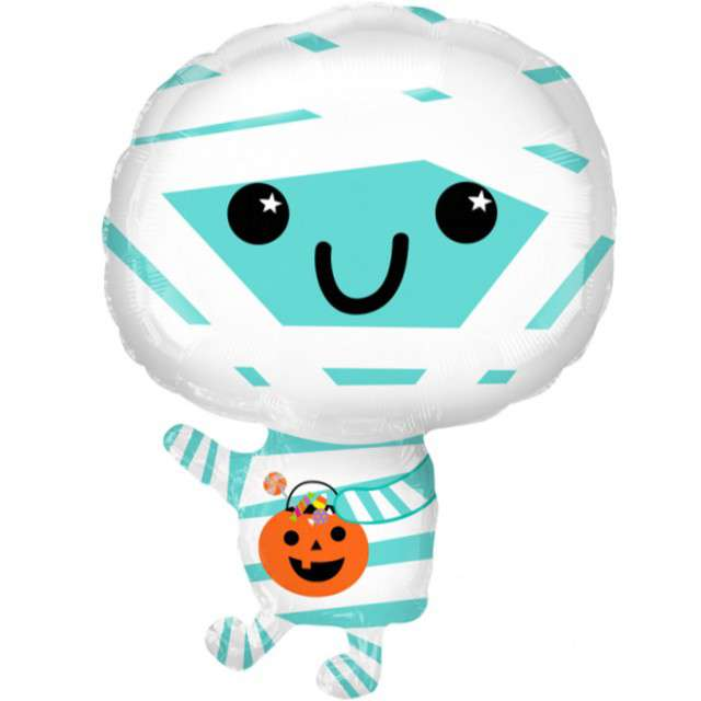 _xx_Balon foliowy Happy Mummy S50 40x55