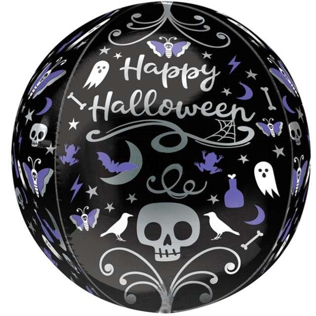 _xx_Balon foliowy Orbz Moonlight Halloween 38x40
