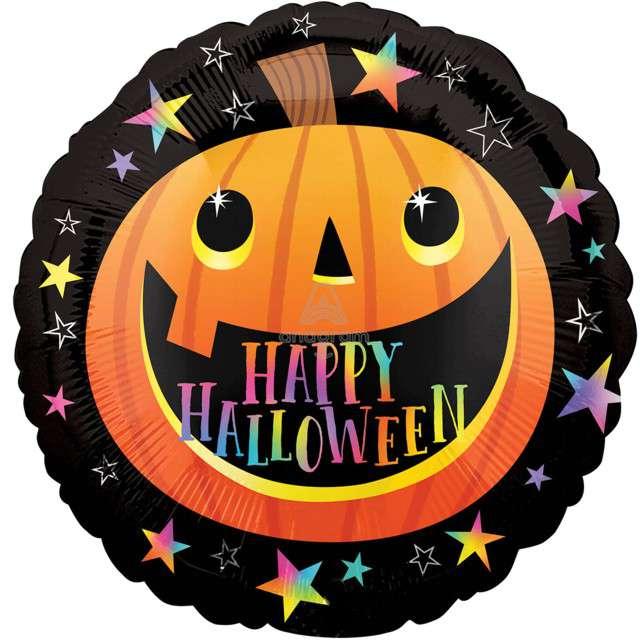 _xx_Balon foliowy Standard Smiley Halloween