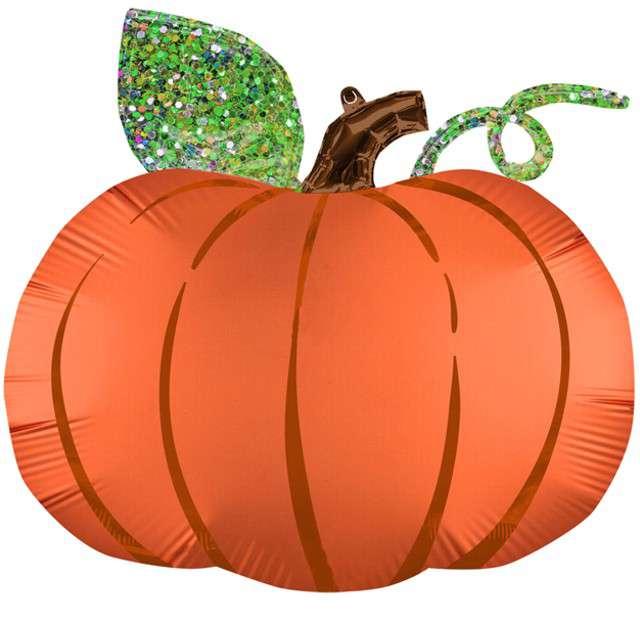 _xx_Balon foliowy SuperShapeSatin Pumpkin 63x60