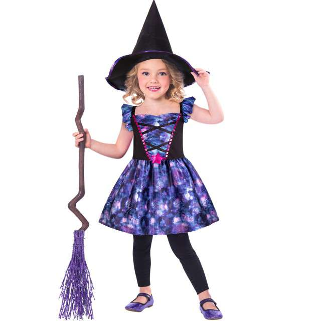 _xx_Child Costume Mythical Witch Recyc 3-4