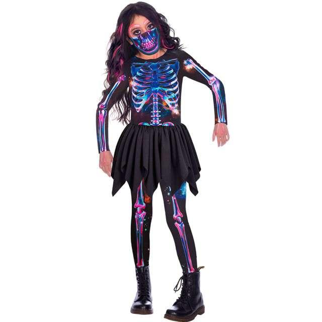 _xx_Child Costume Skeleton Girl Recyc 3-4