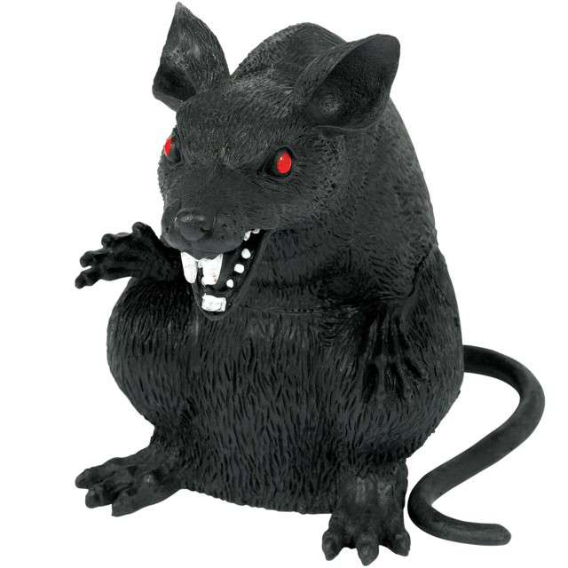 _xx_Evil Rat Plastik 23 x 15 cm