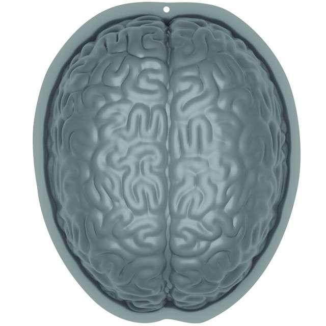 _xx_Forma do budyniu Plastik w kształcie mózgu