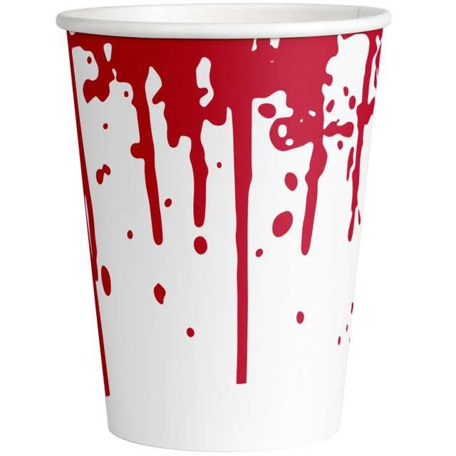 _xx_Papier 8 kubków Bloody Good Time Paper 250 ml
