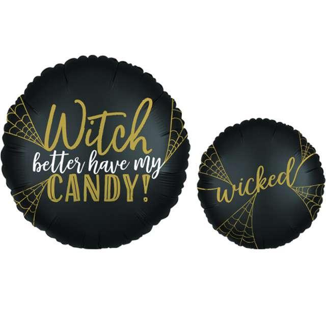 _xx_Standard Wicked Satin Foil Balloon