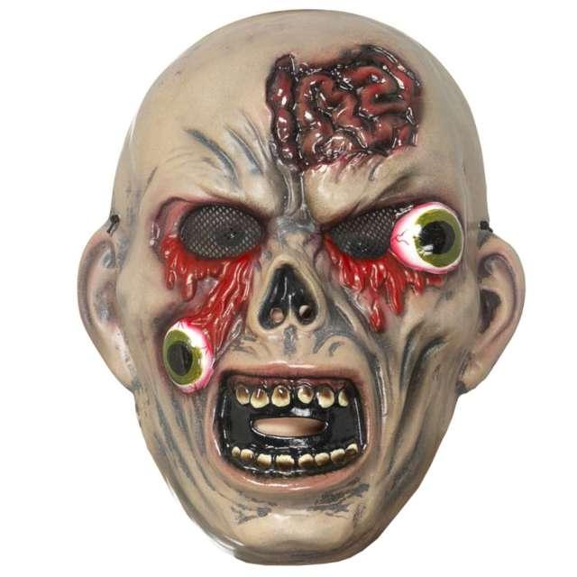 Maska Zombie z wypadającymi oczami Smiffys