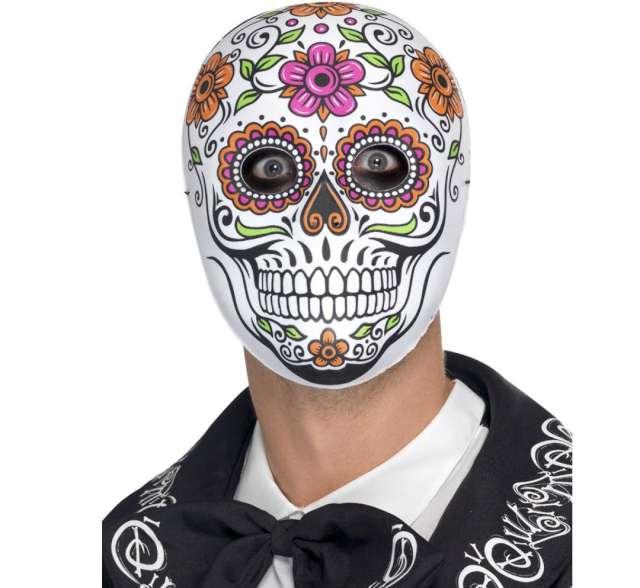 _xx_Senor Bones Mask White