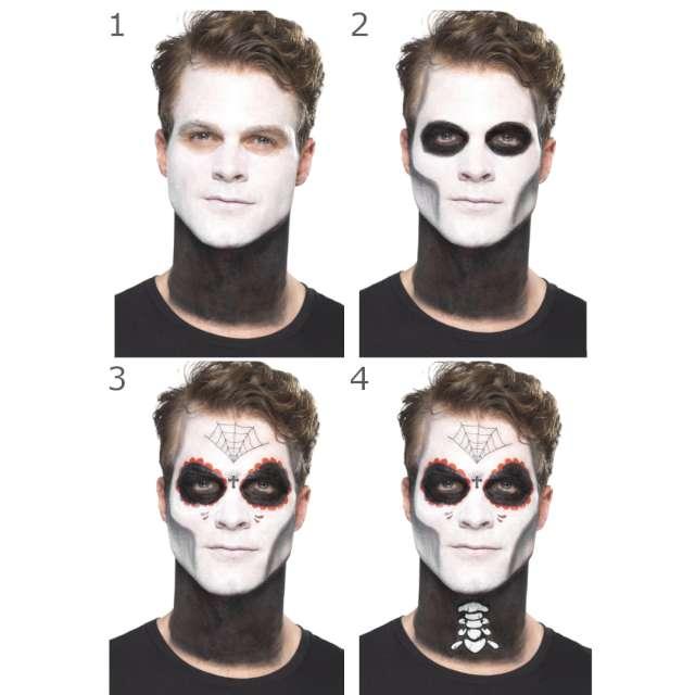 _xx_Smiffys Make-Up FX DOTD Senor Bones Kit