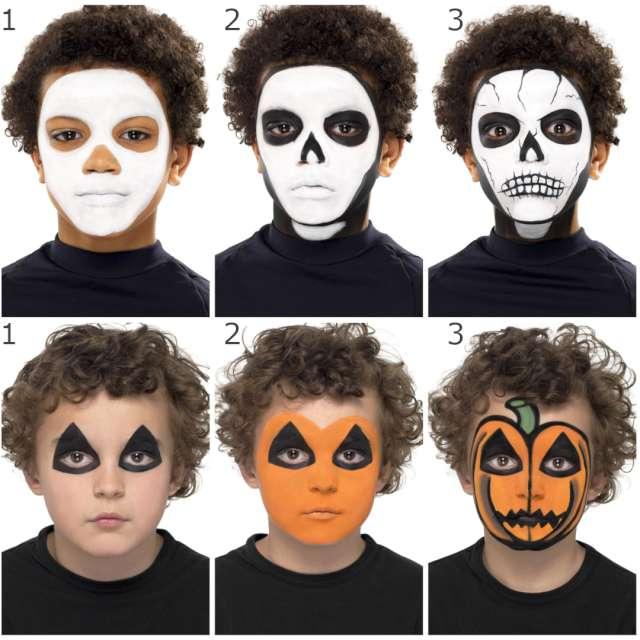 Make-up party Halloween - Straszna Postać SMIFFYS zestaw