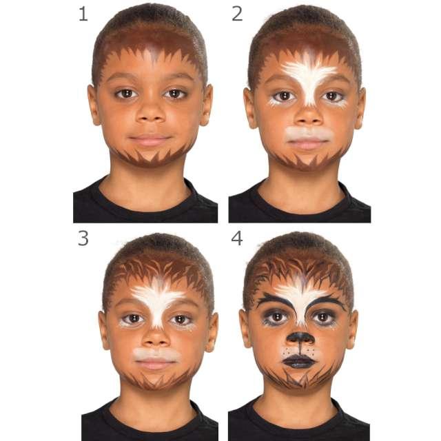 _xx_Smiffys Make-Up FX Kids Werewolf Kit
