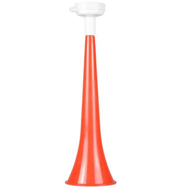 """Trąbka kibica """"Wuwuzela"""", czerwona, Arpex"""