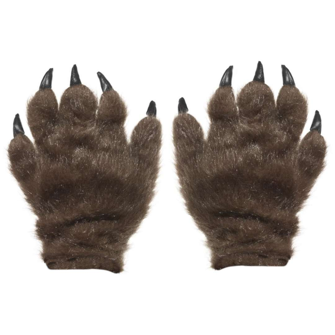 """Rękawiczki """"Włochaty Potwór"""", SMIFFYS"""