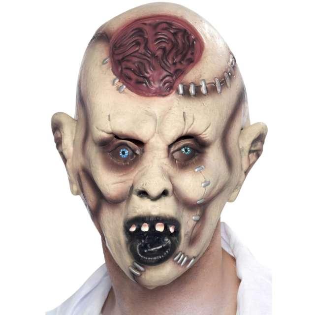 Maska Zombie Frankenstein lateksowa Smiffys
