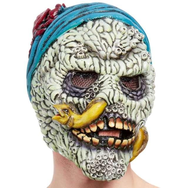 _xx_Barnacle Skull Pirate Overhead Mask Latex