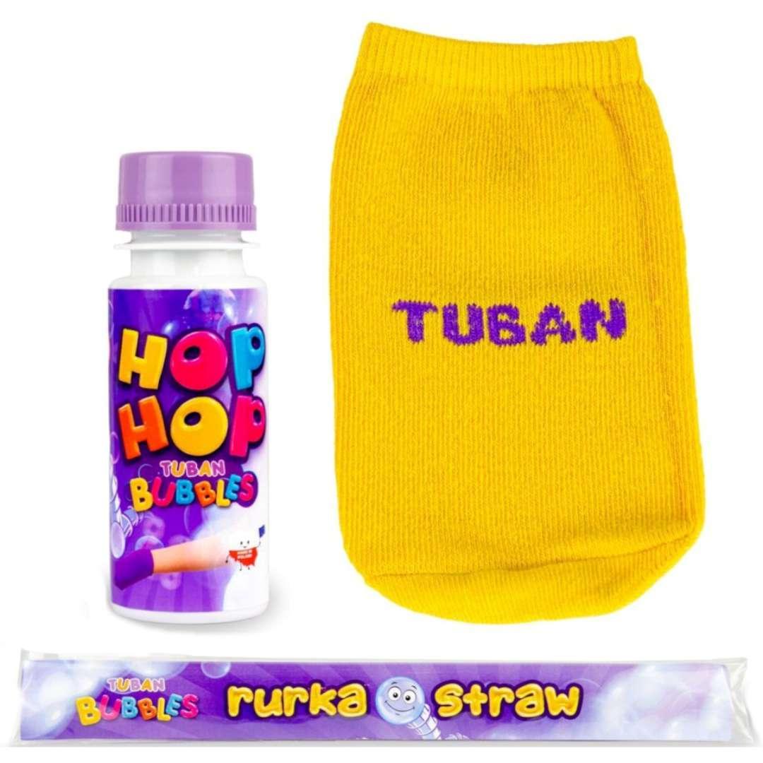 """Zestaw do baniek mydlanych """"Hop-Hop - podbijak"""", TUBAN"""
