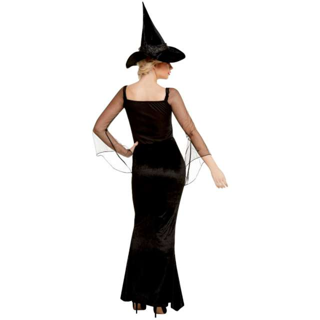 _xx_Glam Witch Costume with Dress Hat S
