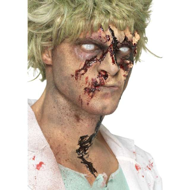 _xx_Make-Up FX Zombie Dirt Stain Powder Brown