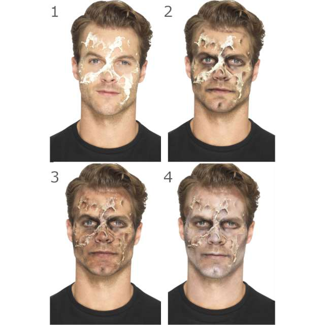 _xx_Make-Up FX Zombie Liquid Latex Clear Ammon