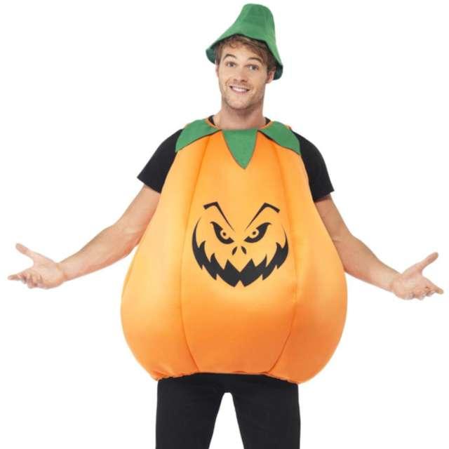 _xx_Pumpkin Costume Orange & Green with Tabard
