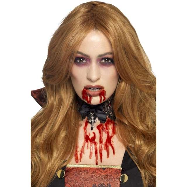 Krew w żelu Kobieta Wampir czerwona Smiffys 30 ml