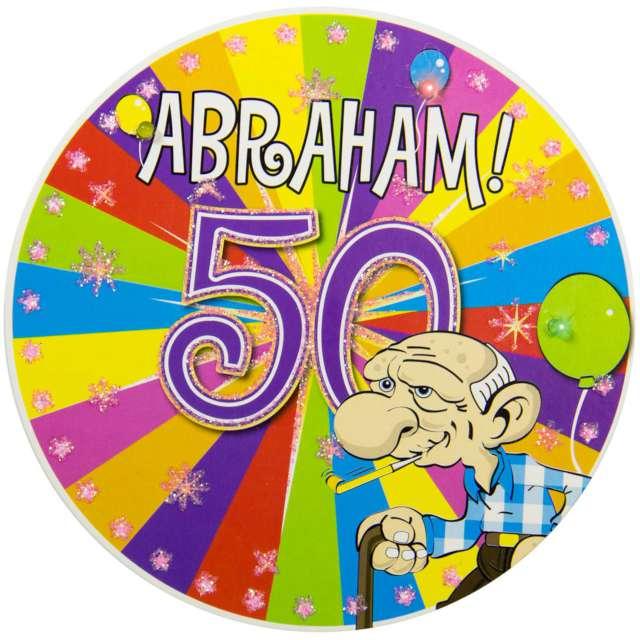 _xx_LED Party Button Abraham