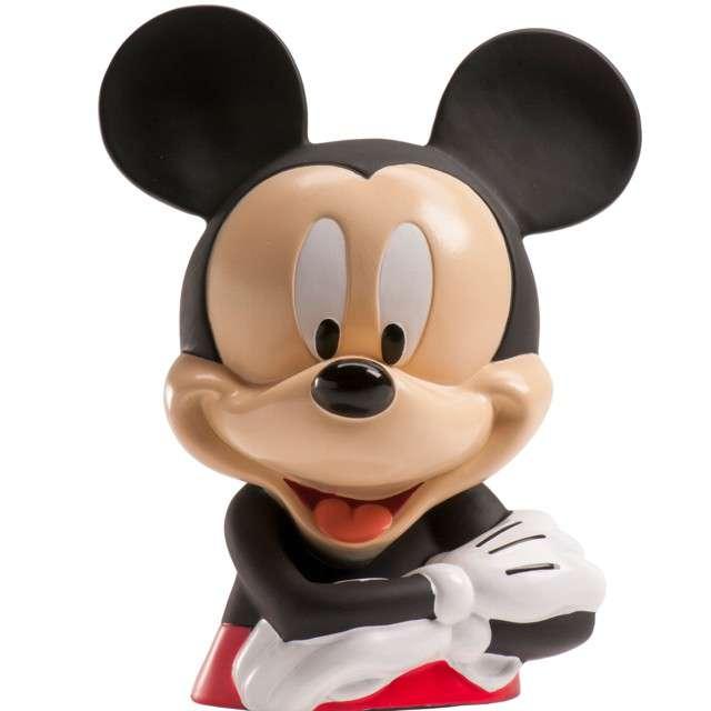 """Skarbonka """"Myszka Mickey - Popiersie z jadalnymi bilecikami"""", Dekora, 10g"""