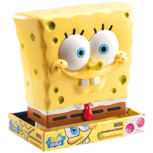 Skarbonka Spongebob - Popiersie z lizakami Dekora 1+4 szt