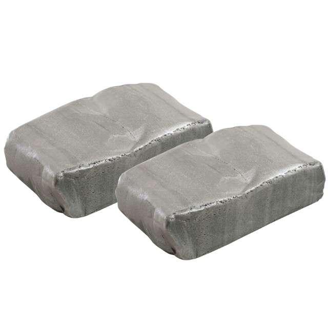 Lukier plastyczny Masa cukrowa - srebrna DeKora 100 g