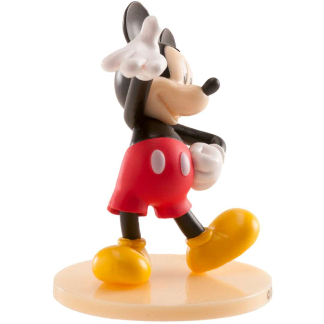 Figurka na tort Mickey Mouse kolorowa Dekora 9 cm