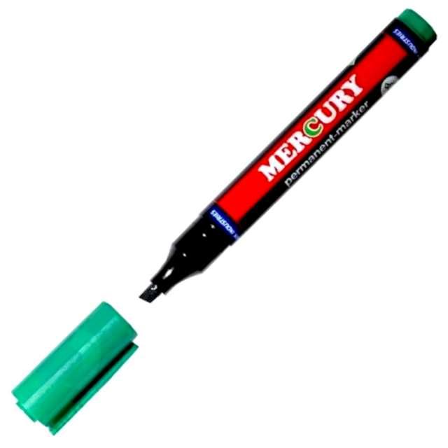 """Marker """"MERCURY 90 - zielony"""", suchościeralny ścięty"""