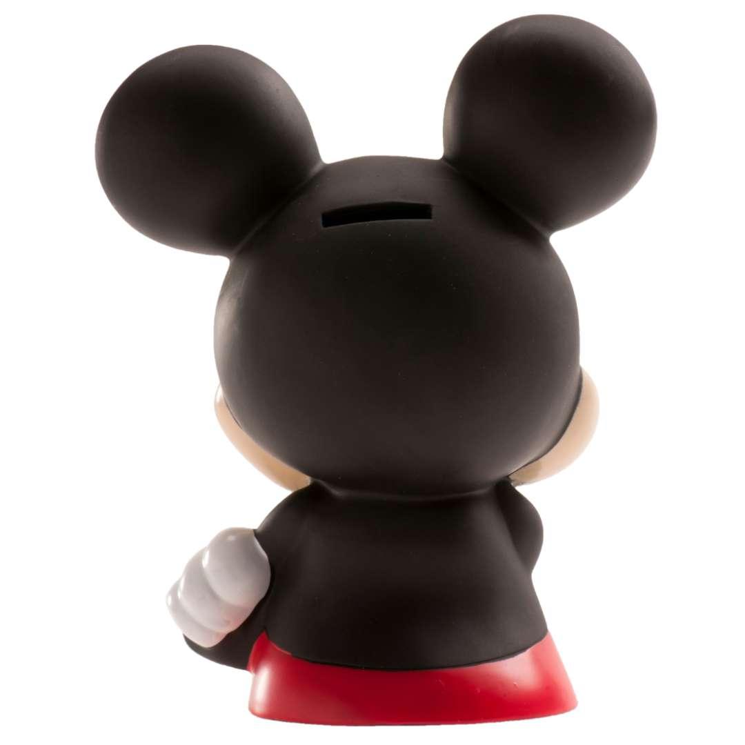 Skarbonka Myszka Mickey - Popiersie z jadalnymi bilecikami Dekora 10g