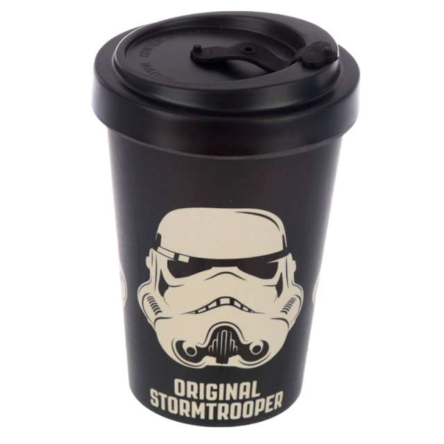 "Kubek ""Bambusowy EKO - Star Wars"", 400 ml, Puckator"