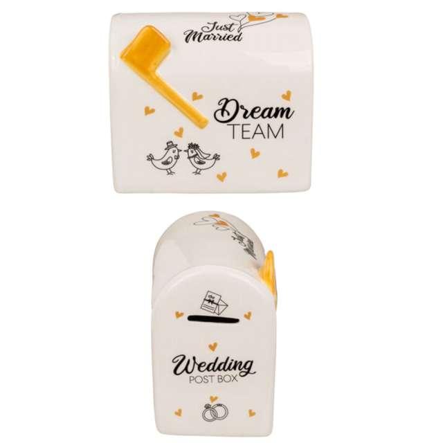 _xx_Skarbonka skrzynka pocztowa - Just Married Dream Team