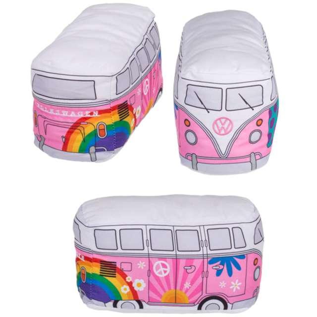 Stoper do drzwi VWT1 Bus Summer Love róż Kemiś 1.5 kg