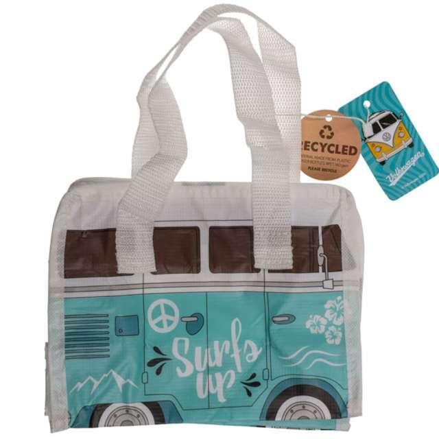 "Torba na lunch ""VWT1 Bus - Summer Bus Surf Adventure"", Kemiś, 21x16 cm"