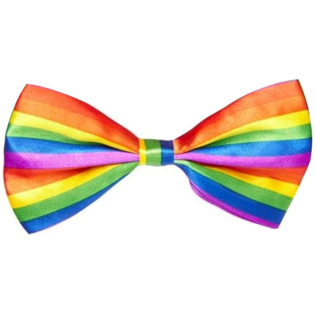 """Mucha """"Rainbow"""", tęczowa, Smiffys"""