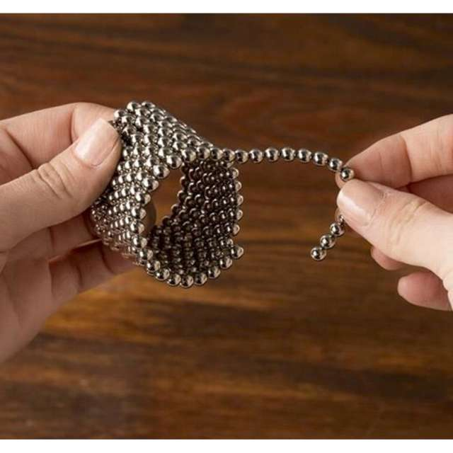 Gra magnetyczna Magnetic balls GadgetMaster 216 szt