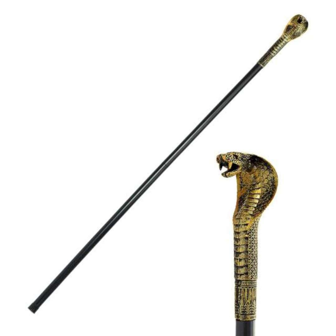"""Laska """"Wąż Złoty"""", Widmann, 110cm"""