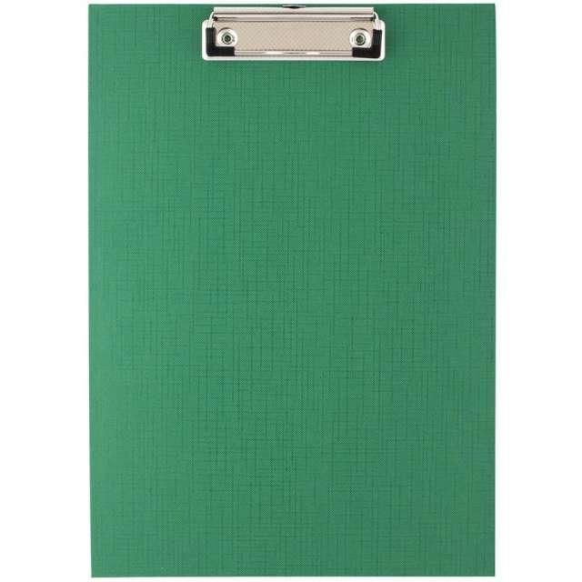 """Clipboard """"Podkładka A4 z klipem"""", zielona, D.RECT"""