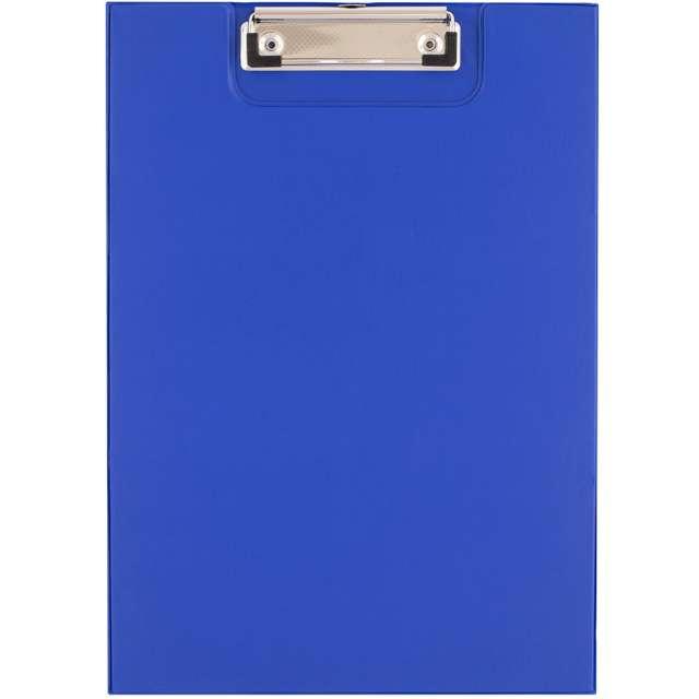 """Clipboard """"Podkładka A5 z klipem, zamykana"""", niebieska, D.RECT"""