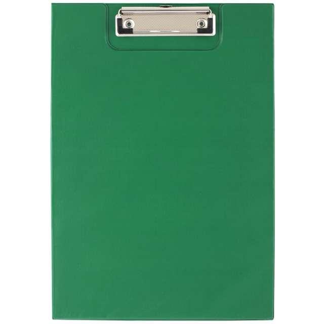 """Clipboard """"Podkładka A5 z klipem, zamykana"""", zielona, D.RECT"""