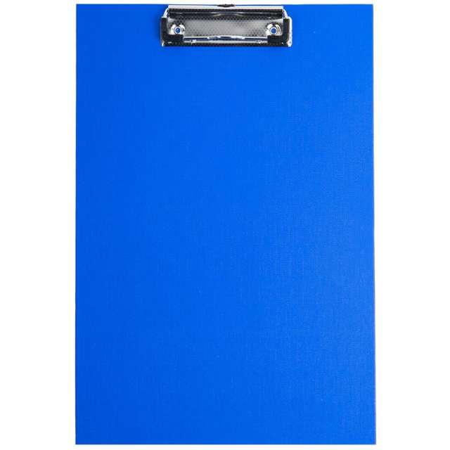 "Clipboard ""Podkładka A5 z klipem"", niebieska, D.RECT"