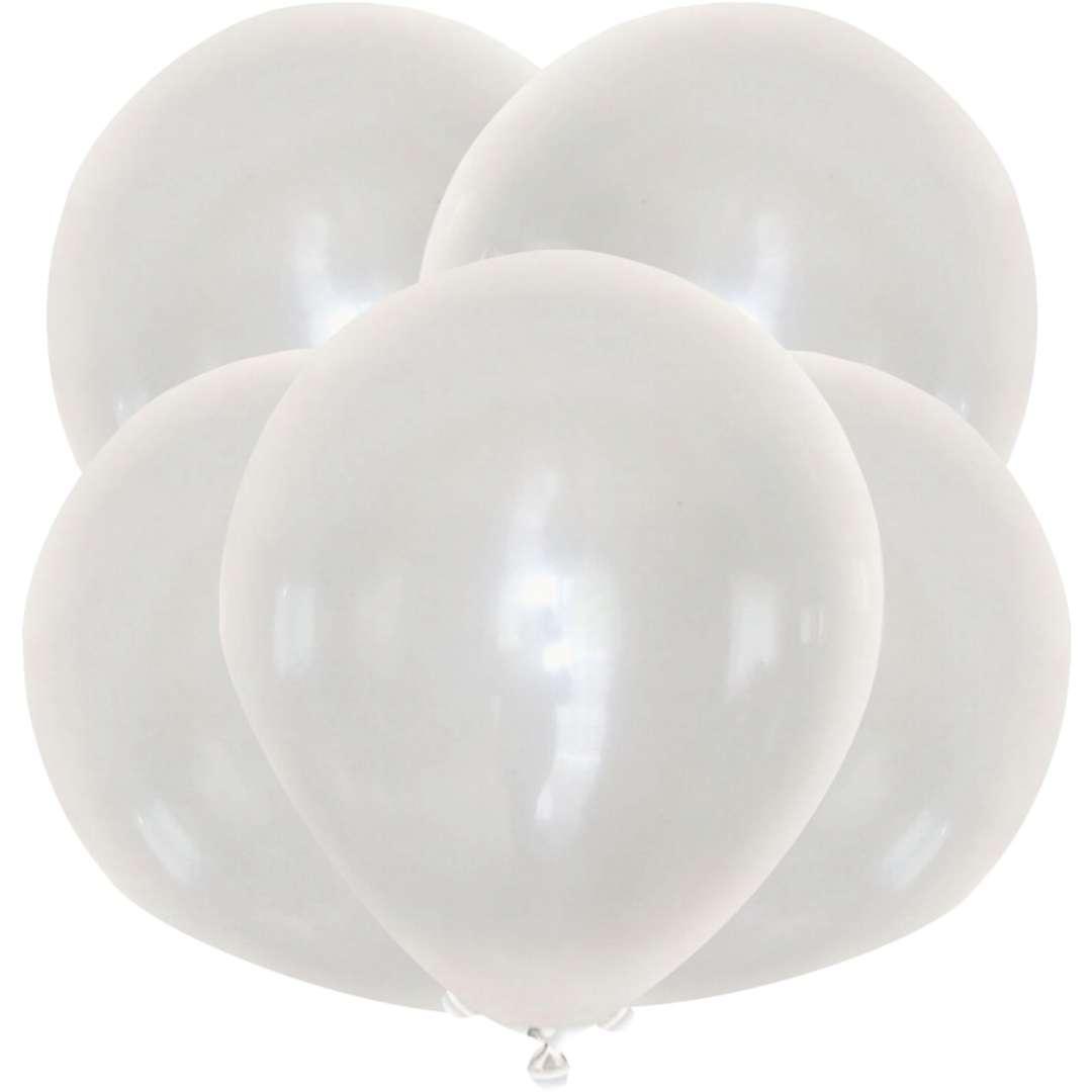 Balony Crystal transparentne Dekoracje Polska 12 5 szt