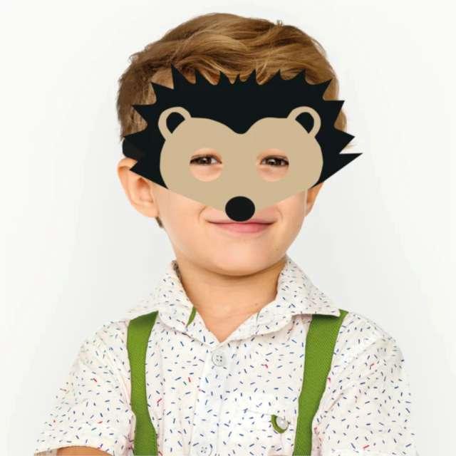 Maska Jeż filcowa PartyPal