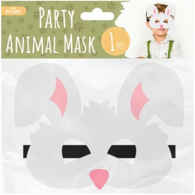 Maska Królik filcowa PartyPal
