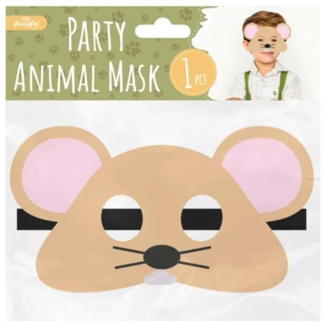 Maska Myszka filcowa PartyPal