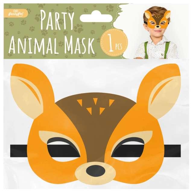 Maska Sarenka filcowa PartyPal